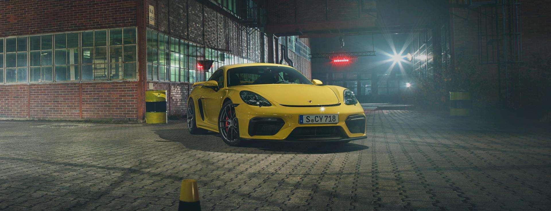 Porsche - Vosmer Otomotiv Porsche