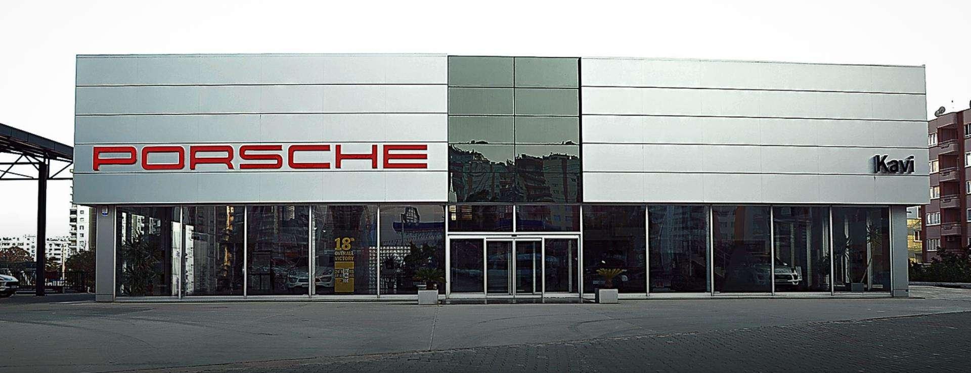 Porsche - Kavi Otomotiv Porsche