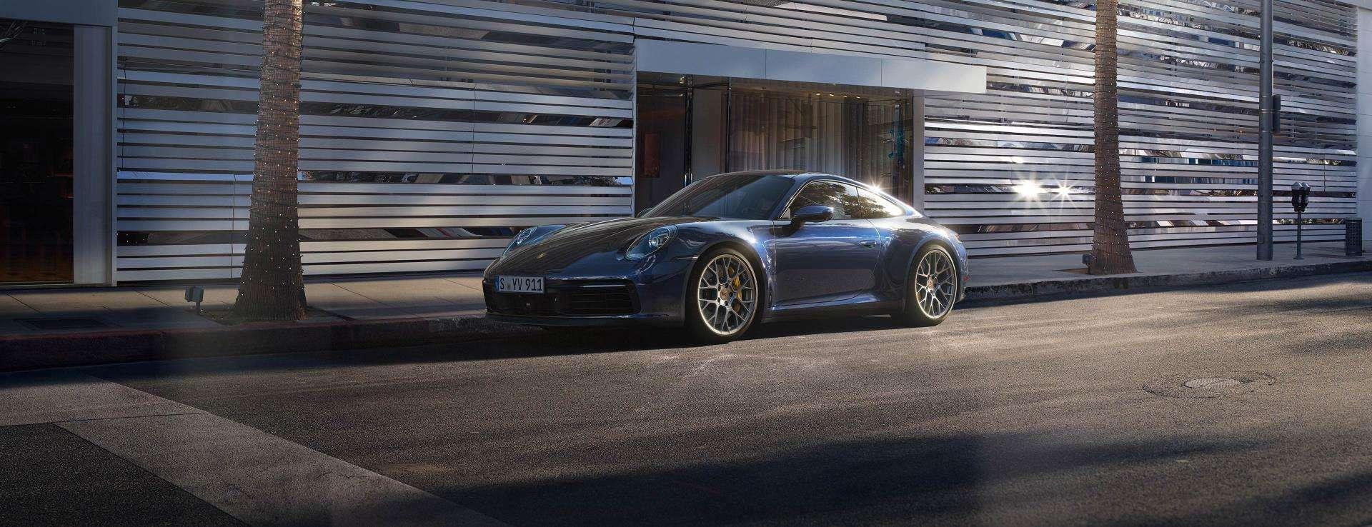 Porsche - Doğuş Oto Esenyurt Porsche